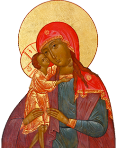 Icon of Rescuer of the Perishing